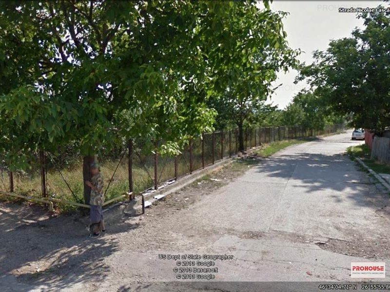 Teren 6.665 mp Serbanesti langa Targul Auto