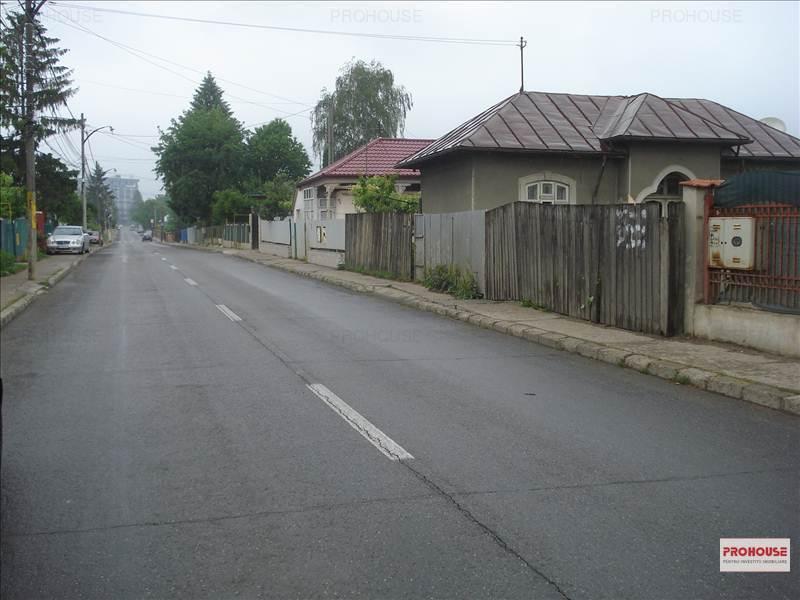 Teren  cartier Tache  Bucegi