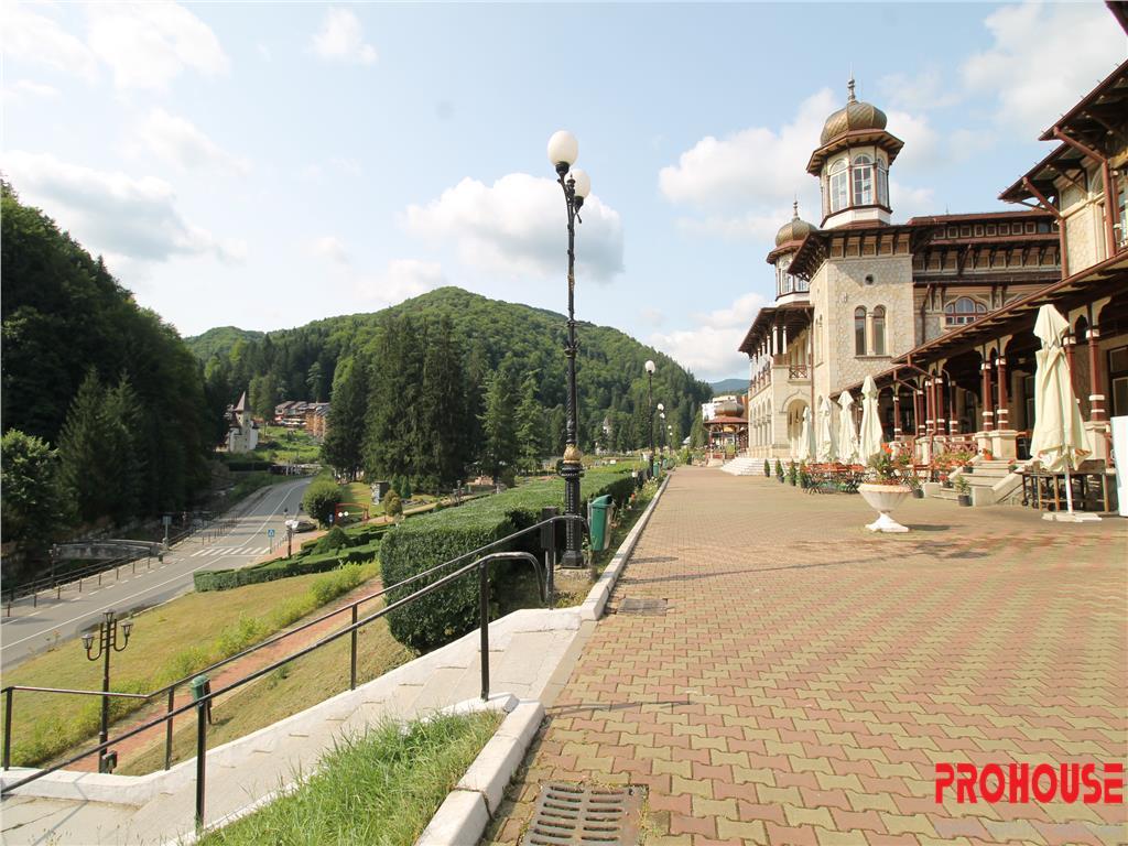 Slanic Moldova  teren ultracentral  langa Cazino