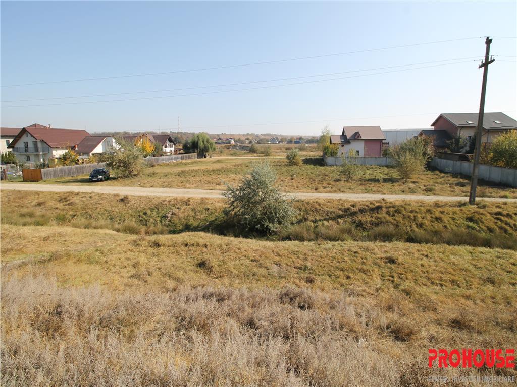 Calea Romanului  teren ideal casa sau cartier de vile