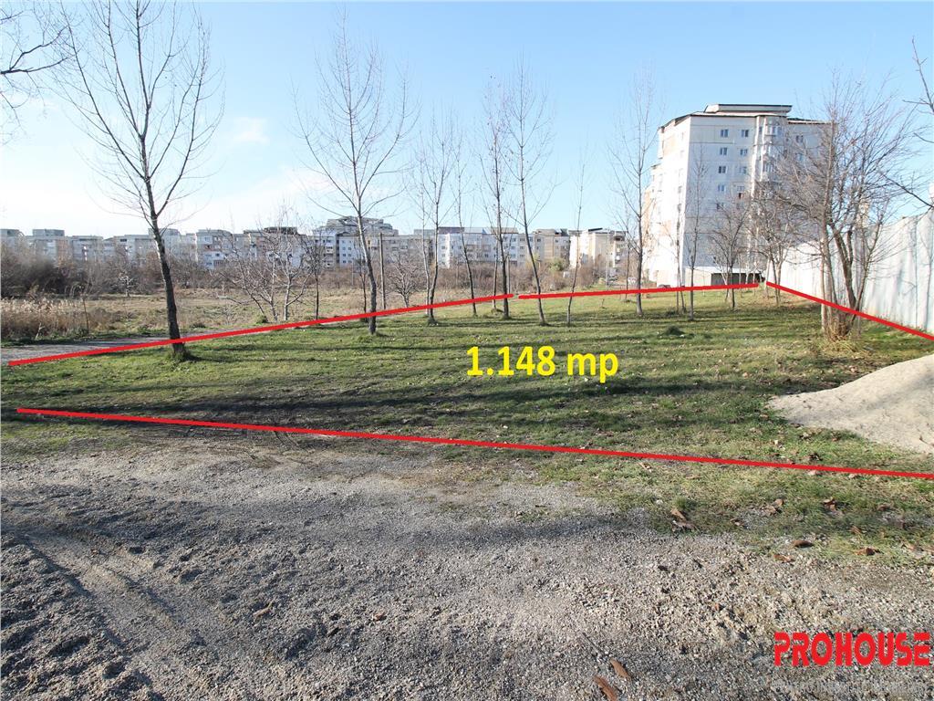 Stefan cel Mare  teren constructie bloc  1.148 mp