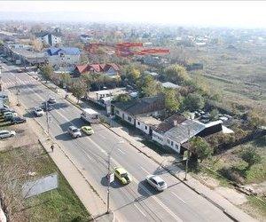Zona Petrom-Unirii-Serbanesti - teren ideal locuinte