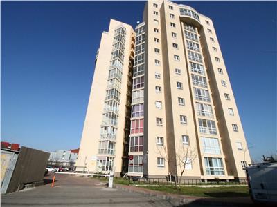 Stefan cel Mare, Mall - bloc nou - apartament 3 camere - mobilat, utilat