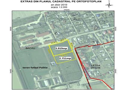 Teren Serbanesti - langa Targul Auto - ideal cartier vile