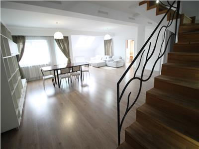 Cartier CFR - apartament duplex - in vila - mobilat si utilat