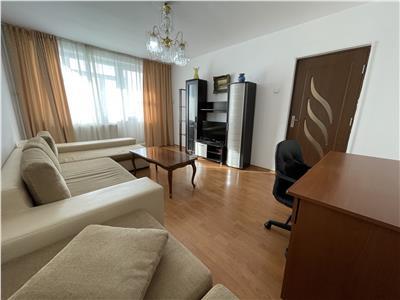 Cornisa - zona Universitatii - 2 camere mobilate