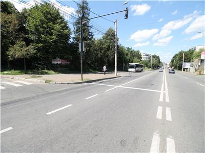 Teren Republicii - zona Aerostar - stradal - E85