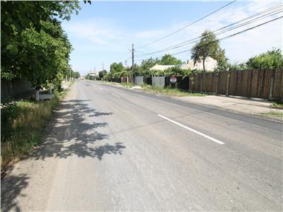 Letea Veche - teren 880mp - la strada principala