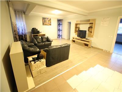 Cartier CFR - apartament la vila - chirie 4 camere - semimobilat